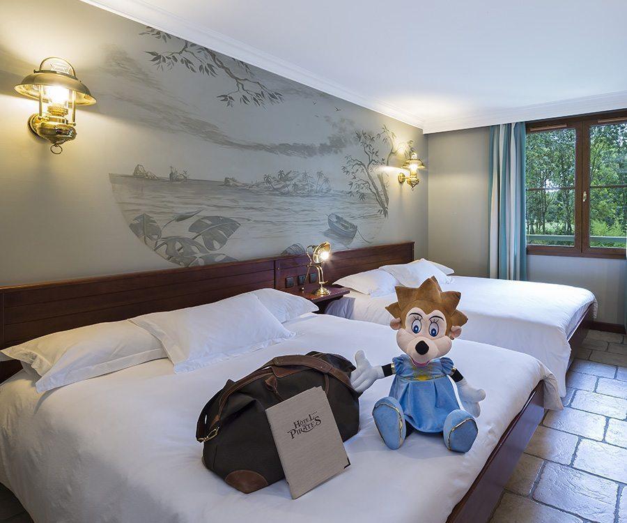 Hôtel 4 étoiles à Nigloland