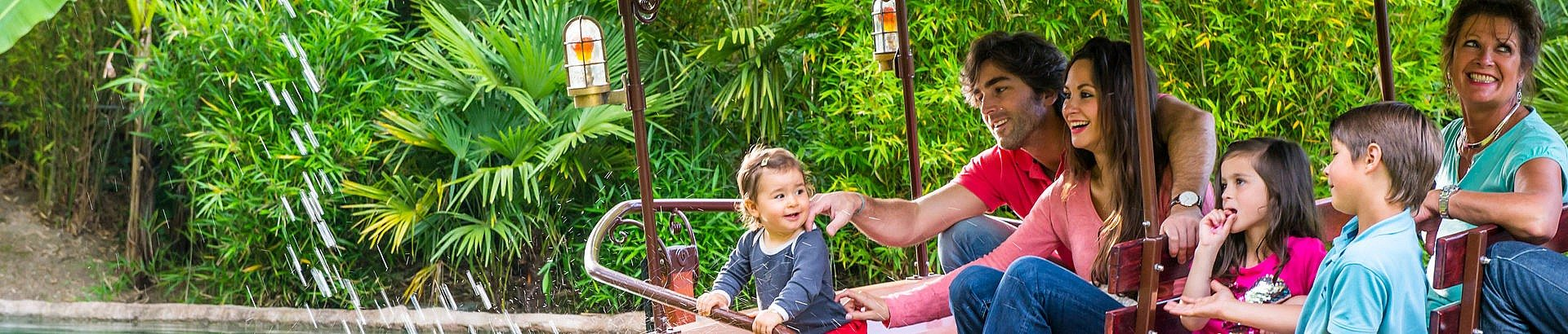 Mit kleinen Kindern nach Nigloland kommen